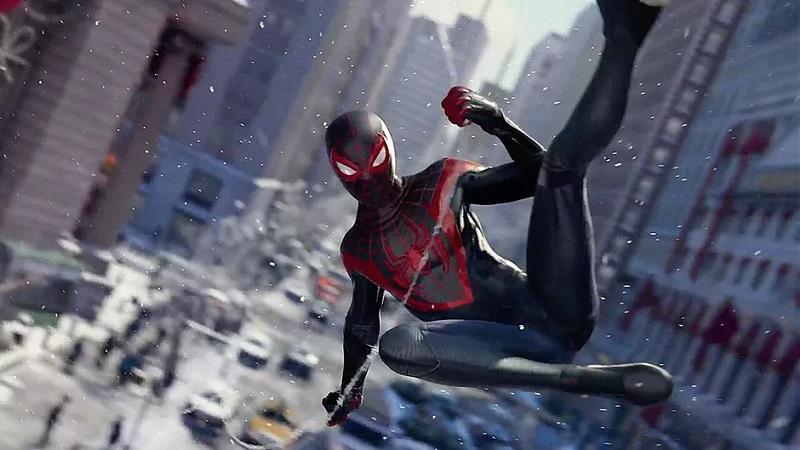 Spiderman Miles Morales Bilgiler
