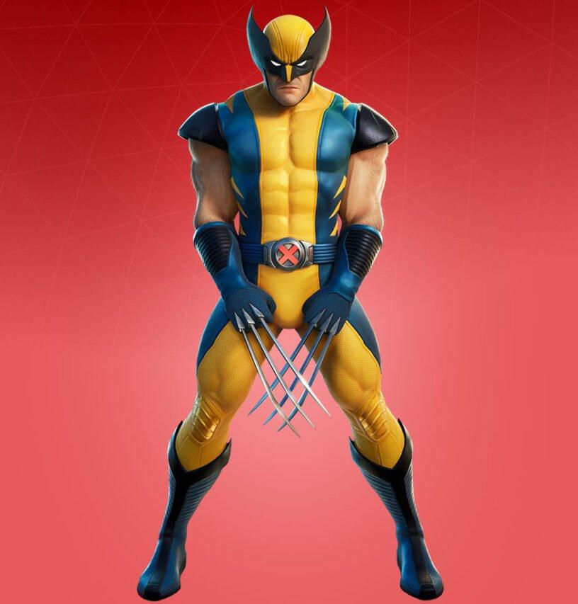 Fortnite Sezon 2 Bölüm 4 Wolverine Yetenekleri
