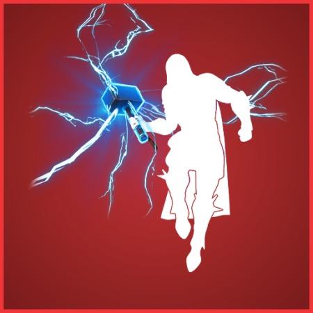 Fortnite Sezon 2 Bölüm 4 Thor Yetenekleri