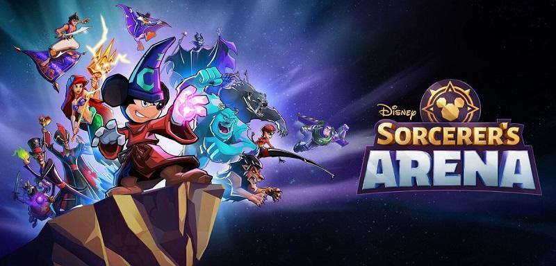 Disney Sorcerer's Arena İnceleme