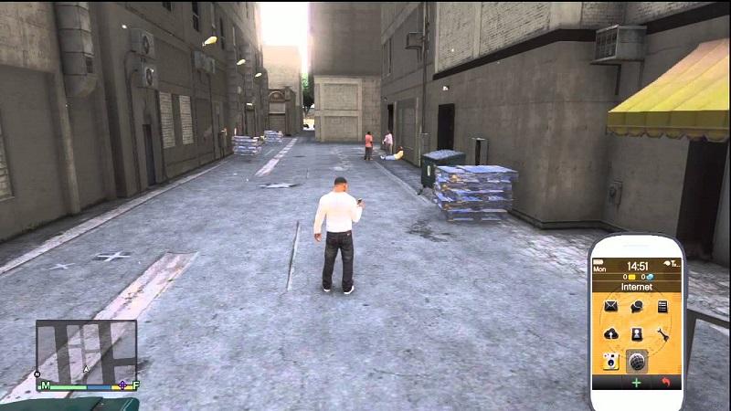 GTA 5 Oyun kaydetme