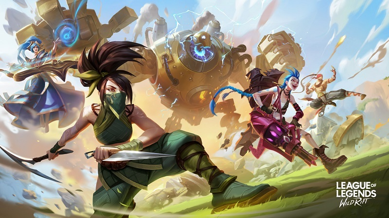 League of Legends Wild Rift Sistem Gereksinimleri