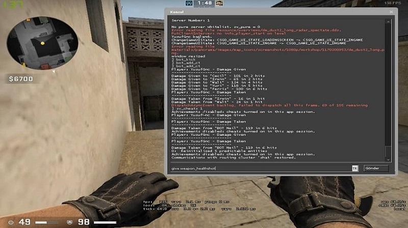 CS GO para kodu