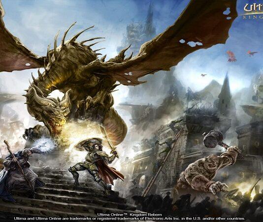 Ultima Online Nedir Türkiye'nin ilk UO sitesi