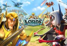 Lords Mobile oyunu