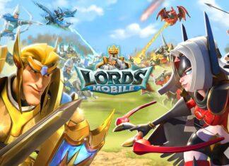 Lords Mobile oyunu
